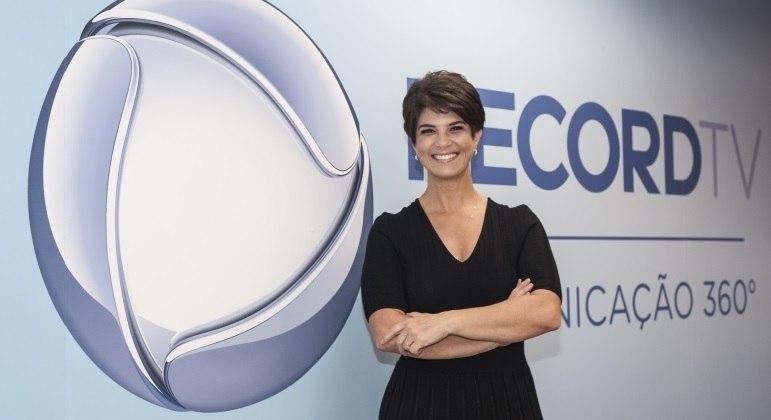 Mariana Godoy é a nova contratada da Record TV