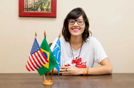 A estudante da USP Mariana Gomes Vicente