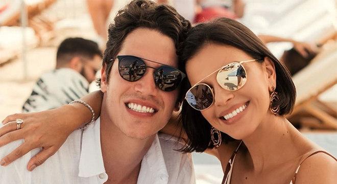 Mariana Rios desmanchou noivado com Lucas Kalil