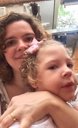 Mariana e Alice: empatia