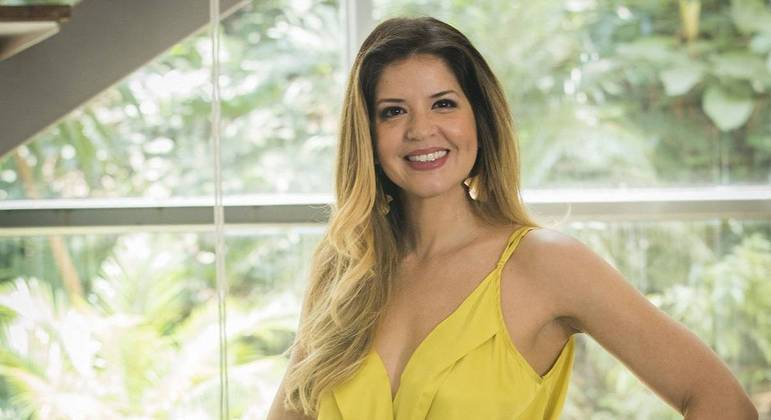 """Mariana Santos também estará na """"Superdança"""" do """"Domingão"""""""