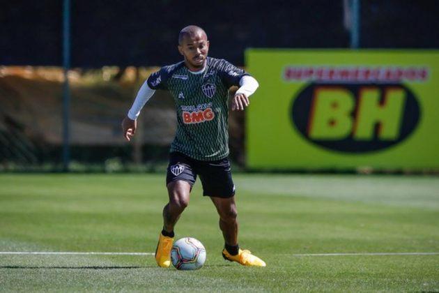 MARIANO - Vem crescendo de produção no Atlético-MG e, depois de muitos anos, pode voltar ao radar de Tite, acirrando a disputa com Fagner, Danilo e Emerson.