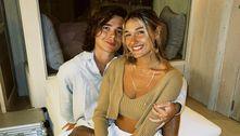 Marido de Sasha faz declaração de amor à modelo: 'Tão apaixonado'