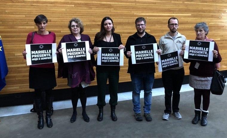 Deputados europeus pedem fim de negociação com Mercosul, após assassinato no Rio