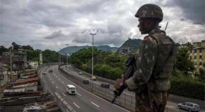 Marielle Franco fez diversas críticas a ação de policiais e militares no Rio