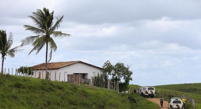 Miliciano Adriano Magalhães da Nóbrega foi morto no último domingo (09) em sítio na Bahia