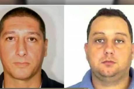 Os dois estão presos desde terça-feira (12)