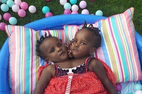 Ndeye é a mais forte das irmãs