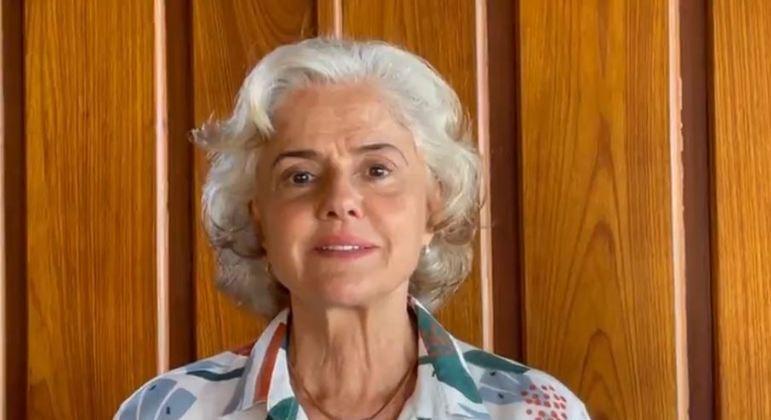 """Em vídeo, Marieta Severo relembrou momentos de """"luta pela vida"""""""