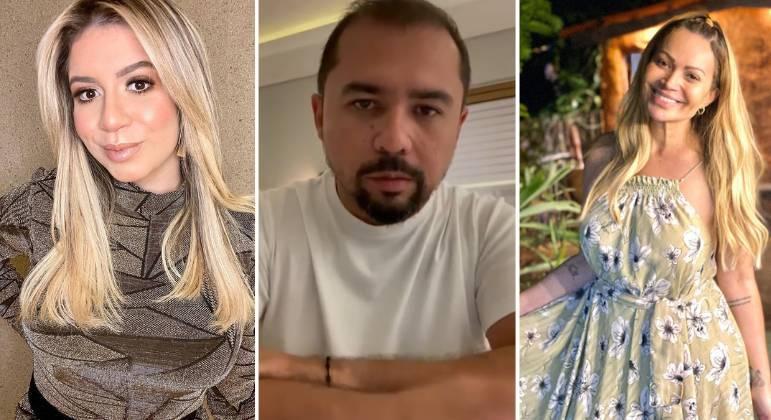 Marília Mendonça, Xand Avião e Solange Almeida se solidarizaram com Pamella Holanda