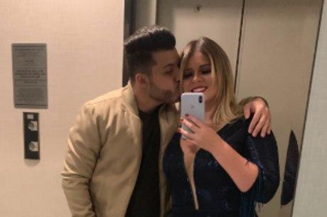 Murilo e Marília estão separados desde julho