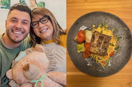Marília Mendonça e Murilo Huff jantam juntos