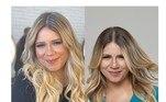 O emagrecimento é perceptível ao observar o rosto da cantora, que está mais fino. Marília postou a foto da esquerda em 11 de março de 2020 e a da direita, um ano e dois meses depois, em 13 de maio de 2021
