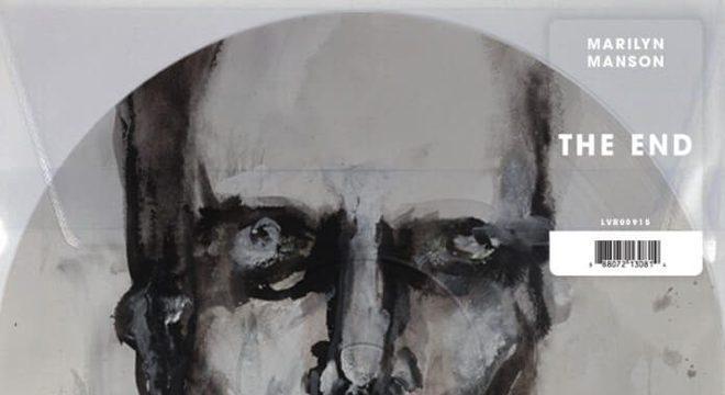 Marilyn Manson lança cover de The Doors com Aquarela em vinil