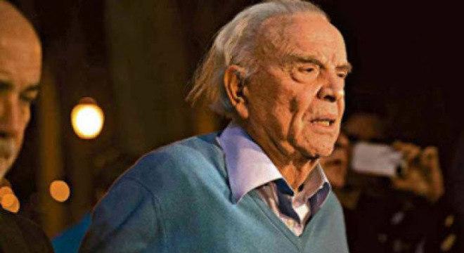 Ex-governador de São Paulo, ex-presidente da CBF. Marin, legado corrupto