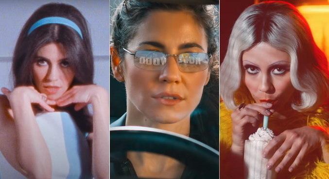 Marina passa por diferentes fases de Hollywood no clipe de 'Venus Fly Trap'