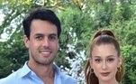 A informação foi confirmada pela assessoria da atriz nesta terça-feira (12). Fãs do casal lamentaram o fim do relacionamento