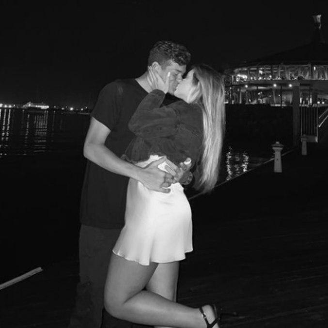 """""""Eu te amo pra sempre, minha vidinha"""", escreveu ela"""