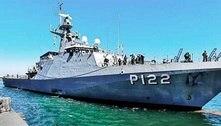 PF e Marinha apreendem veleiro com 2 toneladas de haxixe em PE