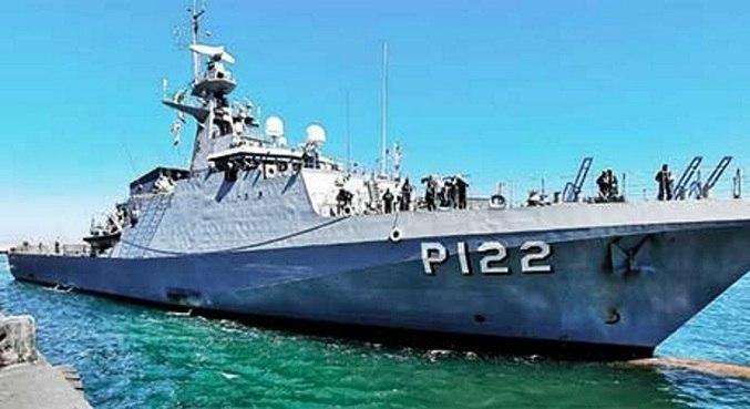 Navio-Patrulha Araguari participou de ação contra o tráfico de drogas no mar de PE