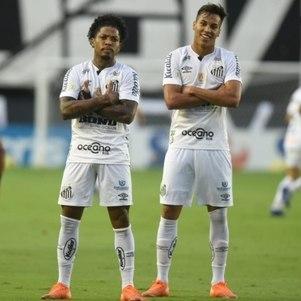 Marinho e Kaio Jorge estão esacalados