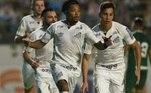 Em seguida vem Marinho, do Santos, com 10 gols, que também passou por vários clubes e já é cotado para a seleção. Ele tem mostrado muita habilidade e visão de jogo, sendo a principal referência do time, entrosado com o venezuelano Soteldo