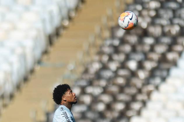 Marinho tem quatro gols pelo Santos, mas passou em branco nas semifinais