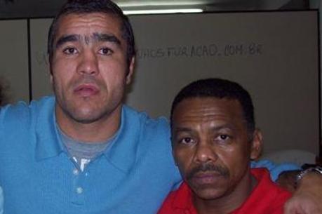 Marinho Soares e Messias Gomes