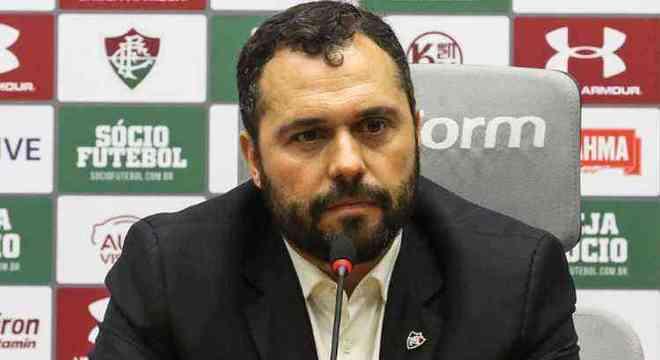 Mario Bittencourt garante. Fluminense não recuará. Não jogará antes de julho