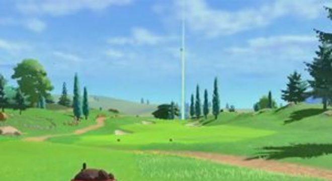 Mario Golf Super Rush é anunciado para Nintendo Switch