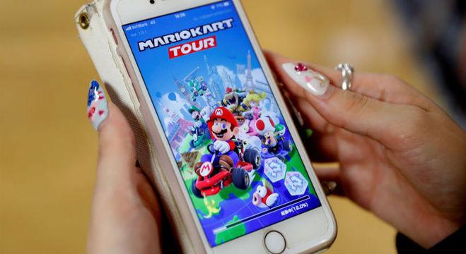 Jogo do Mario  foi lançado nesta quarta (25), mas usuários não conseguem jogar