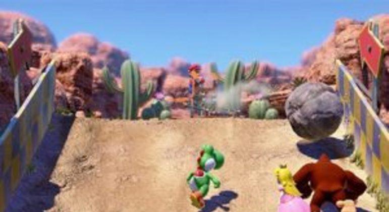 Mario Party Superstars é anunciado para Switch