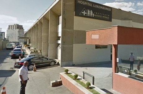 Hospital fica no bairro Santa Efigênia