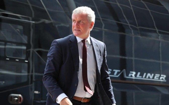 Mark Hughes – galês – 57 anos – sem clube desde que deixou o Southampton, em dezembro de 2018.