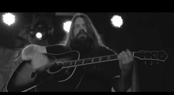 Mark Morton Black Pearl Jam