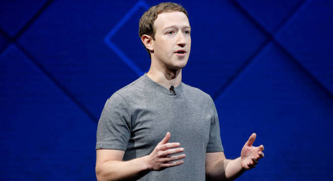 Mark Zuckerberg, fundador do Facebook, perdeu sozinho quase US$ 5 bilhões após escândalo da Cambridge Analytica