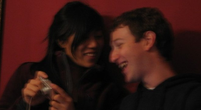 Esta foto borrada com Priscilla é de 2005