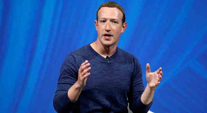 Zuckerberg  confirmou que a gravação é de uma conversa aberta com seus funcionários