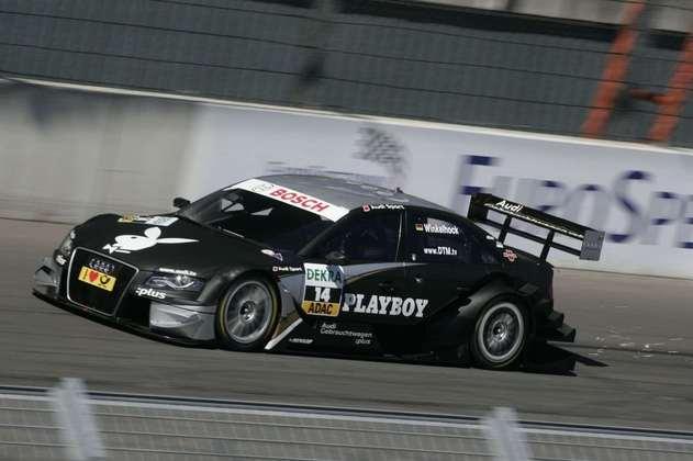 Markus Winkelhock participou de 1 corrida na F1, mas fez 5 temporadas no DTM.
