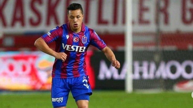 Marlon – lateral-esquerdo – 23 anos – emprestado ao Trabzonspor (TUR) até junho de 2021 – contrato com o Fluminense até dezembro de 2021