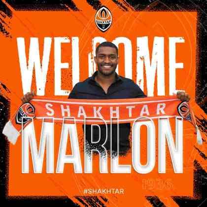 Marlon - Time: Shakhtar Donetsk (Ucrânia) - Posição: Zagueiro - Idade: 25 anos - Contrato de empréstimo até: 30/06/2023