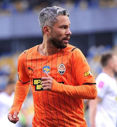 Marlos: veterano e companheiro de Tetê no Shakhtar, o ex-São Paulo também deixou o dele na vitória da equipe Ucraniana.