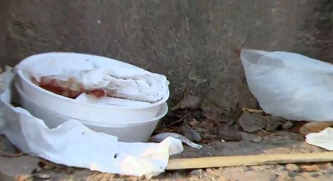 Outros dois moradores de rua também foram vítimas do envenenamento