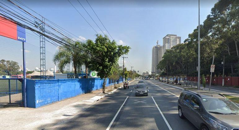Arrastão ocorreu na avenida Marquês de São Vicente, na Barra Funda, em SP