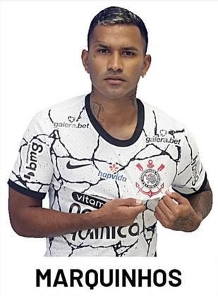 Marquinhos - 6,0 - Teve poucos momentos com a bola e foi pouco acionado por seus companheiros.