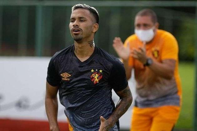 Marquinhos: atacante novamente vinculado ao Corinthians (estava no Sport)