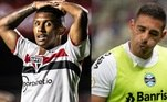Marquinhos, Diego Souza, São Paulo, Grêmio