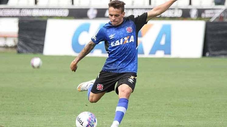 Marquinhos do Sul - estreou em 2014 - 11 jogos e 0 gols - Atualmente defende o América-RJ