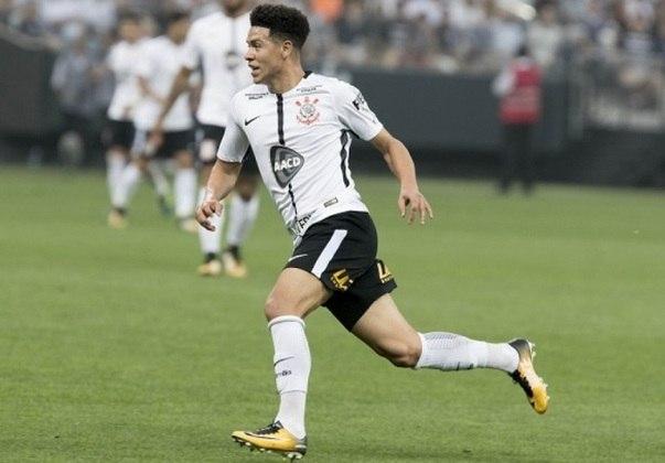 Marquinhos Gabriel - deu duas assistências para Jô em 2017 - atualmente defende o Athletico-PR