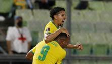 Brasil escorrega, mas vence Venezuela nas Eliminatórias 2022